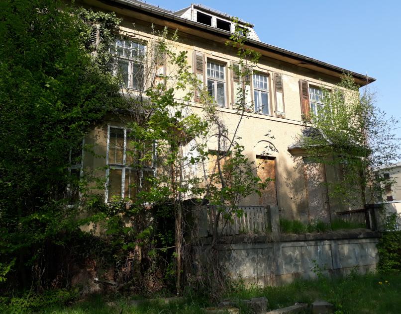 Kommandantenvilla ehemaliges KZ Sachsenburg (Foto: Jane Wegewitz)